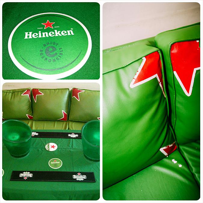 Heineken   #ShareTheSofa   www.akanksharedhu.com   room setup