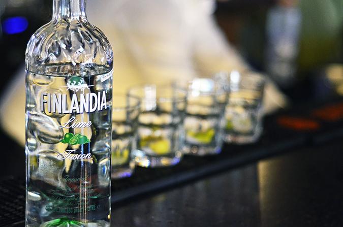 Vodka Escapade | Finlandia | www.akanksharedhu.com | making caprioska