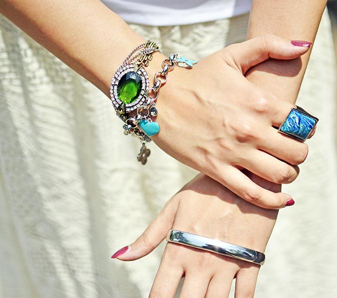 Starry Vanilla | FabAlley | hand accessories