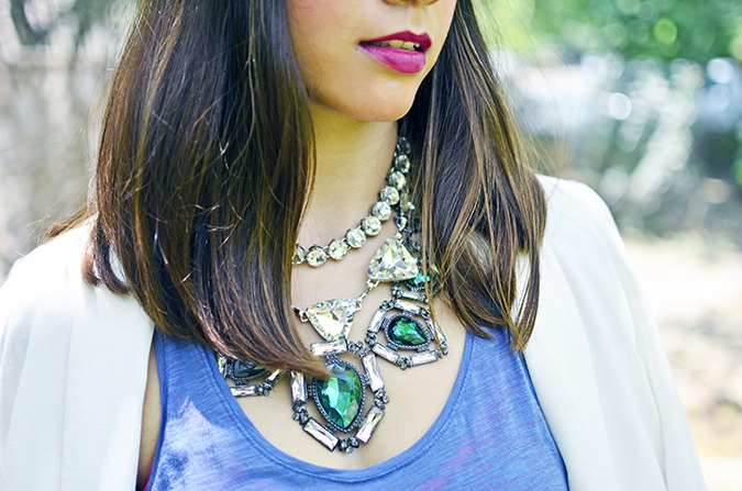The Bling Ring   www.akanksharedhu.com   hair over necklace