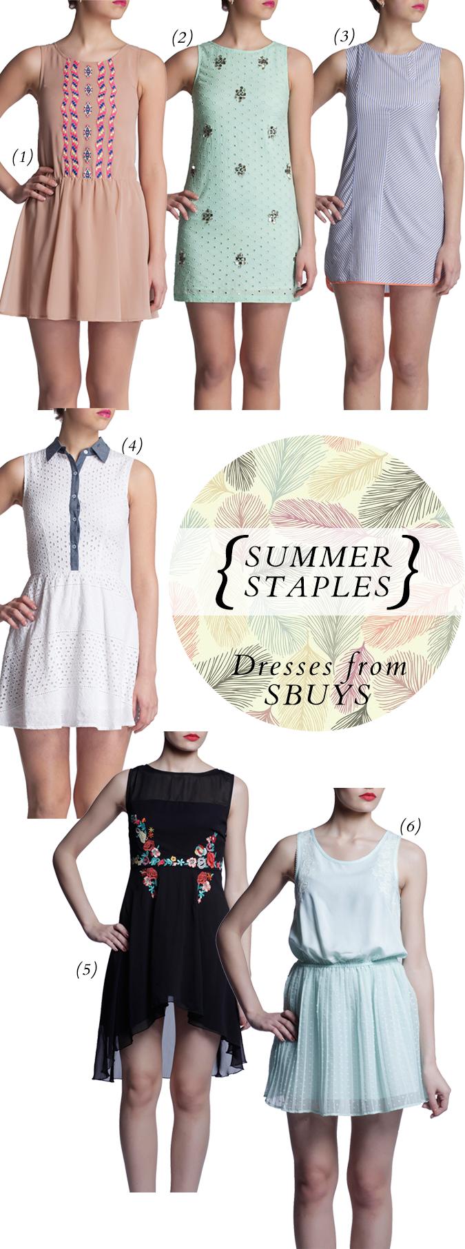 Summer Staples   Dresses   SBUYS