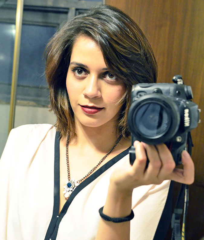 Les Beiges | Chanel | www.akanksharedhu.com | face front