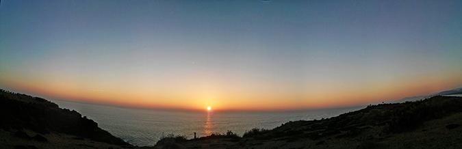 Gokarna | www.akanksharedhu.com | sunset pano