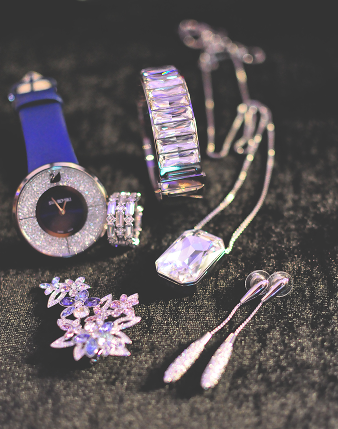 Swarovski | #StyleYourWayToParis | www.akanksharedhu.com | 6 accessories