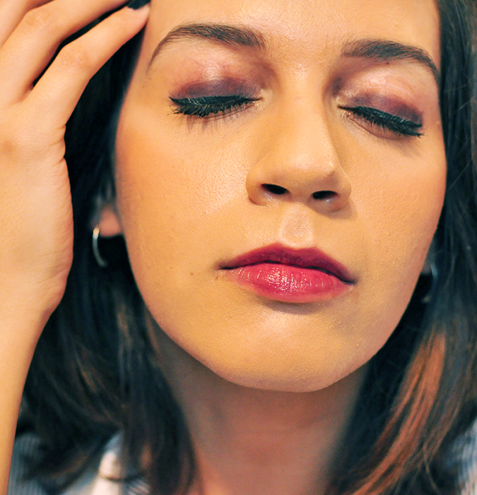 COLLECTION ÉTATS POÉTIQUES | Chanel | www.akanksharedhu.com | eyes closed