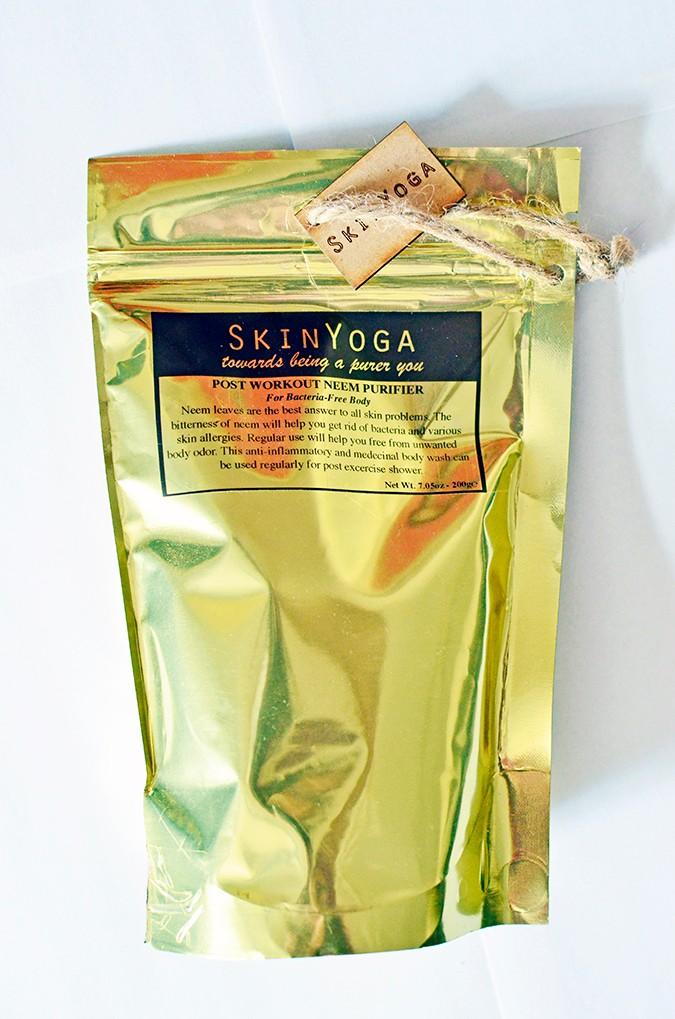 SkinYoga | www,akanksharedhu.com | neem purifier