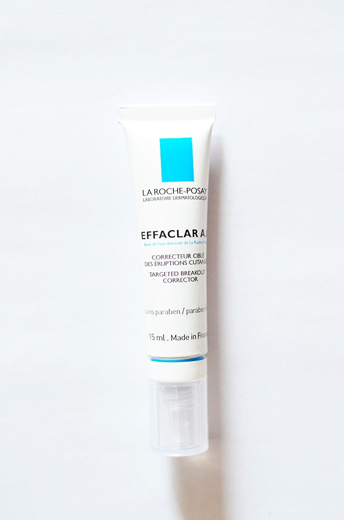 La Roche-Posay Effaclar AI | www.akanksharedhu.com | tube