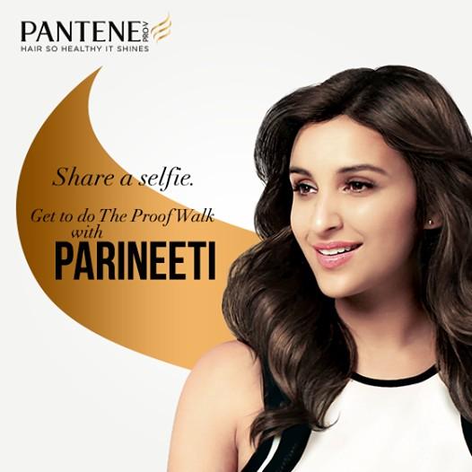 #ProofNotPromises   Pantene   Parineeti Chopra   www.akanksharedhu.com  