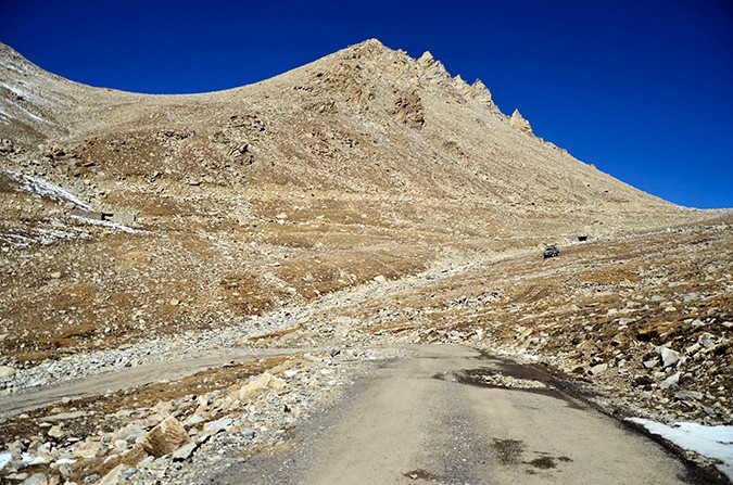 Raid de Himalaya | www.akanksharedhu.com | after wari la towards leh