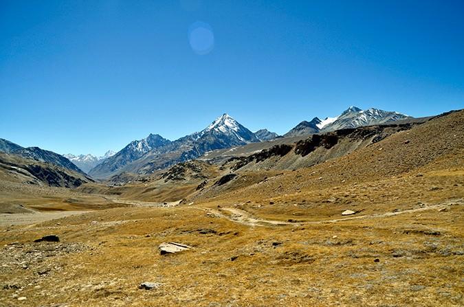 Raid de Himalaya | www.akanksharedhu.com | at chadartaal