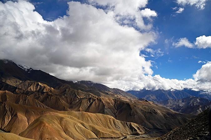 Raid de Himalaya | www.akanksharedhu.com | climbing namik la