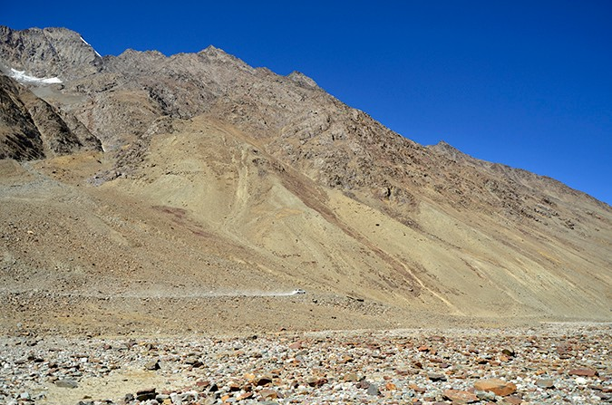 Raid de Himalaya | www.akanksharedhu.com | on the way to batal deviating to chandra taal