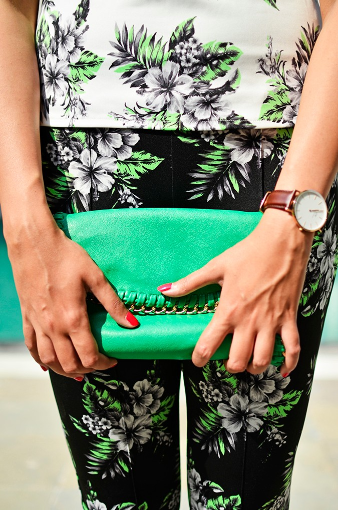 Hibiscus Pair | #akanksharedhu | print details