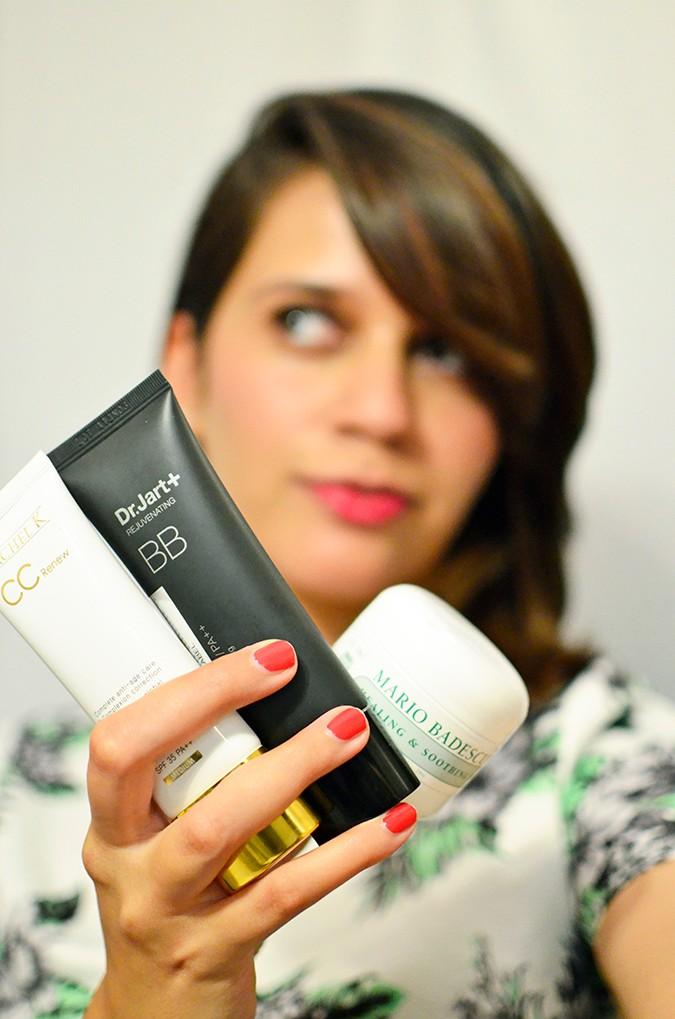 Current Beauty Faves | Luxola | www.akanksharedhu.com | 3 in hand