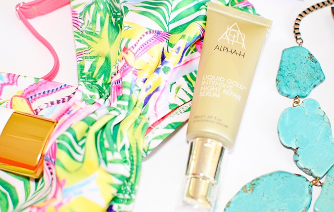 Current Beauty Faves | Luxola | www.akanksharedhu.com | alphah tropical
