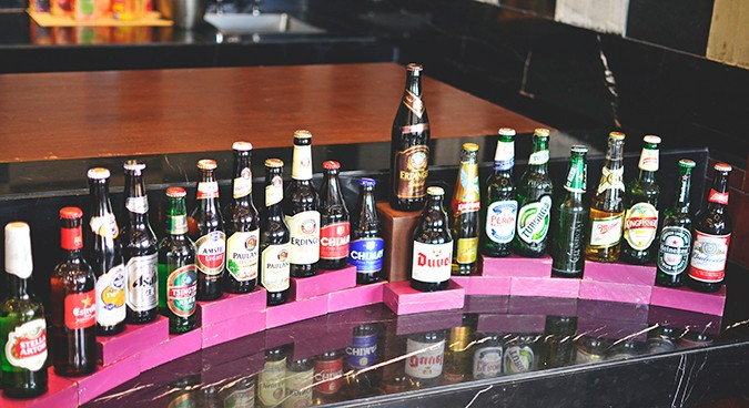 Weekend Getaway | Anya Gurgaon | www.akanksharedhu.com | beers