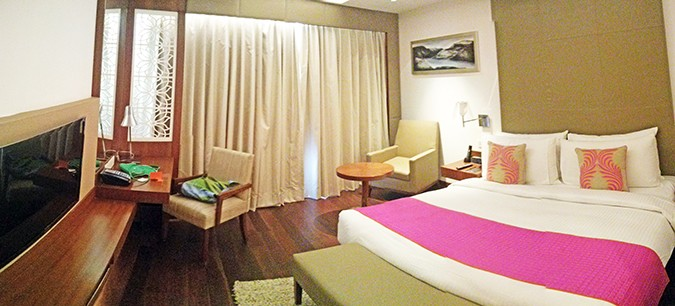Weekend Getaway | Anya Gurgaon | www.akanksharedhu.com | room pano