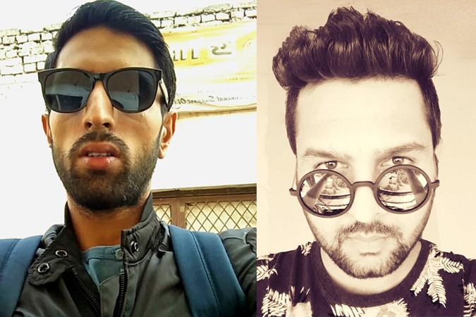 Of Movember & Bowties   Akanksha Redhu   Sahil Marwaha & Ankur Gupta