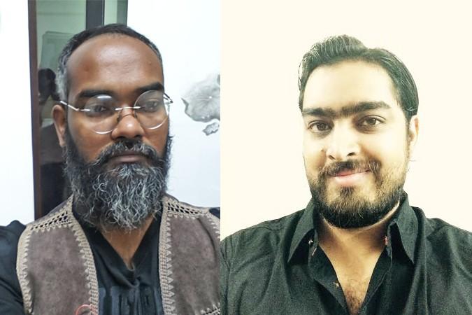 Of Movember & Bowties | Akanksha Redhu | Darshan Chandekar & Ketan Pandit