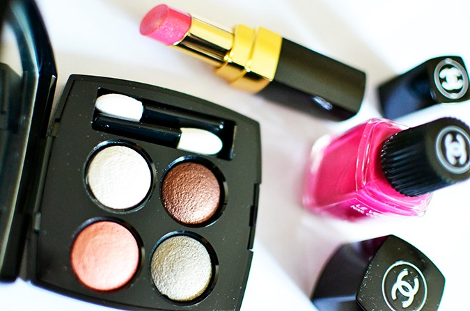 Collection Rêverie Parisienne | Chanel | Akanksha Redhu | quad all makeup