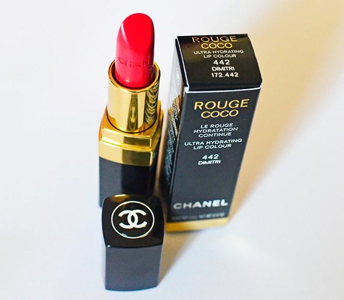 Rouge Coco Lipstick | Chanel | Akanksha Redhu | 442 dimitri