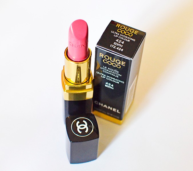 Rouge Coco Lipstick | Chanel | Akanksha Redhu | 424 Edith