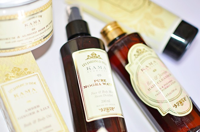 Current Favorites | Kama Ayurveda | Akanksha Redhu | mogra water