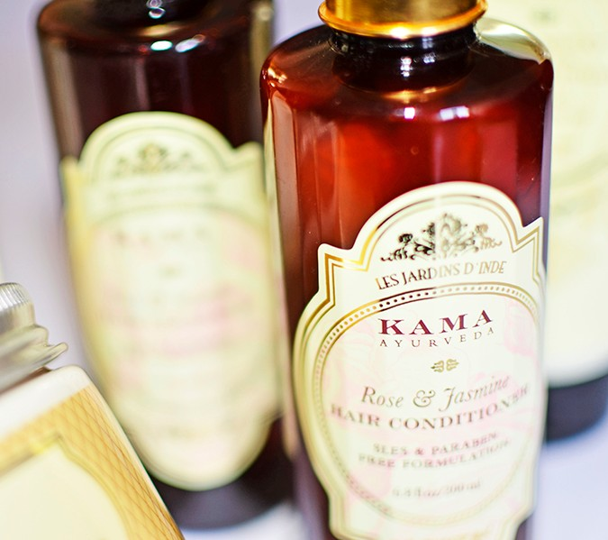 Current Favorites | Kama Ayurveda | Akanksha Redhu | cover