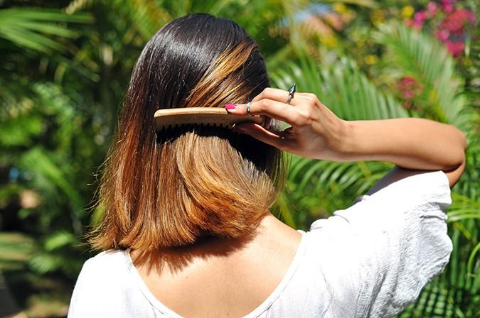 Feel Good Hair | Pantene | Akanksha Redhu | comb in hair back