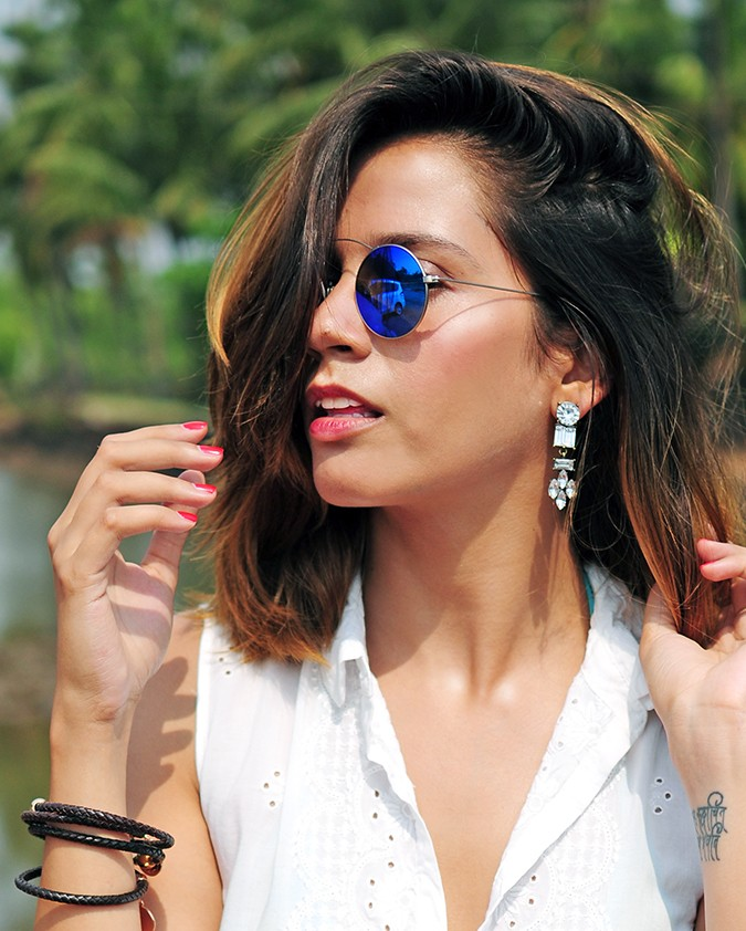 Blanc Frais | Goa | Akanksha Redhu | earrings