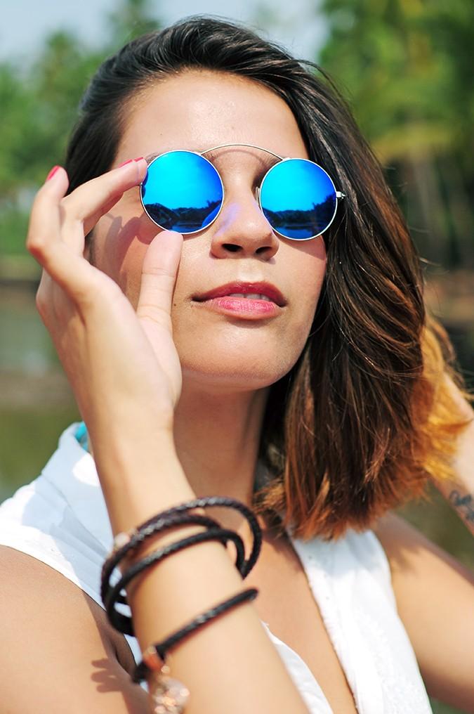 Blanc Frais | Goa | Akanksha Redhu | sunglasses