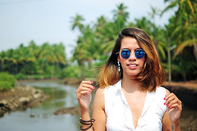 Blanc Frais | Goa | Akanksha Redhu | half front wide