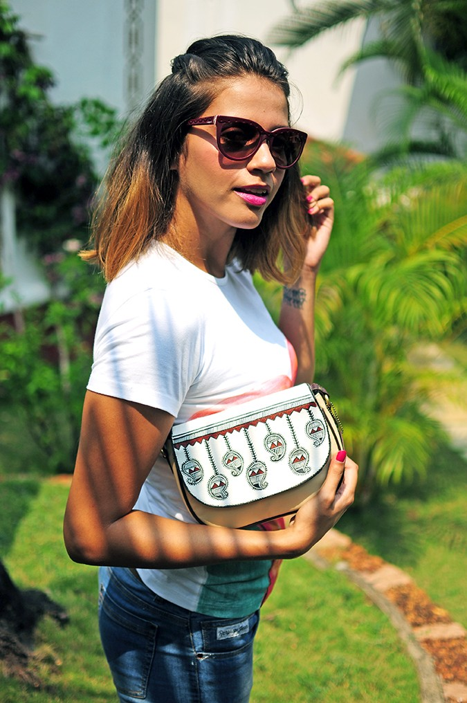 Hand-Painted Goodness | RangRage | Akanksha Redhu | half side bag