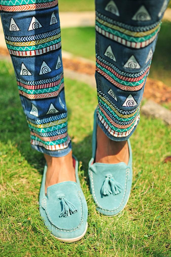 Hand-Painted Goodness | RangRage | Akanksha Redhu | VAPH shoes
