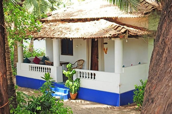 Yab Yum | Goa | Tripzuki | Akanksha Redhu | beach cottage