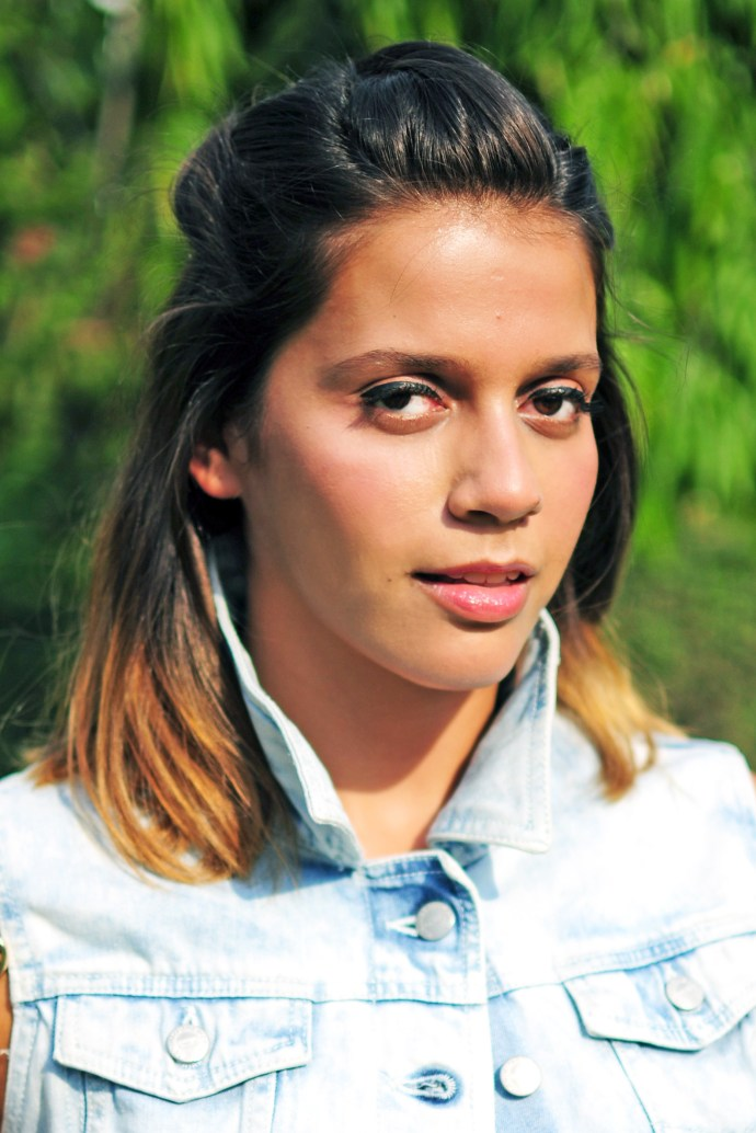 The Roaring Denims | Only India | Akanksha Redhu | face