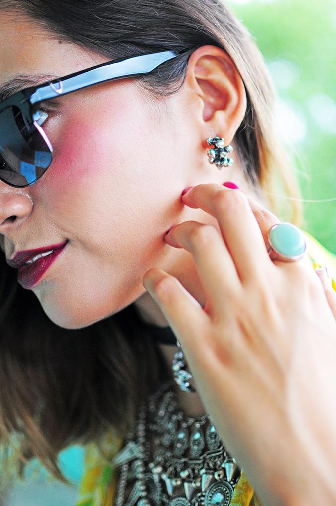 Éclat | Eristona | Akanksha Redhu | earring detail