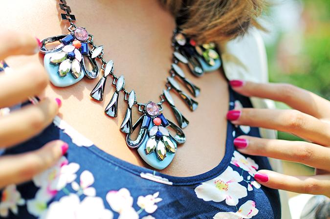 Summer Escape   Akanksha Redhu   necklace