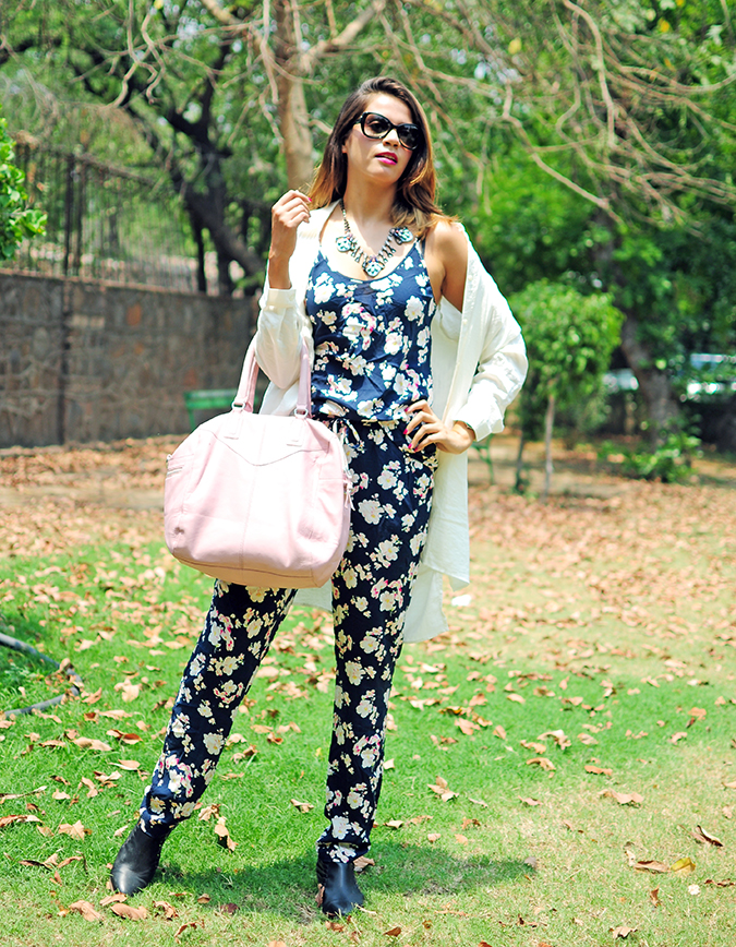 Summer Escape | Akanksha Redhu | full front with bag