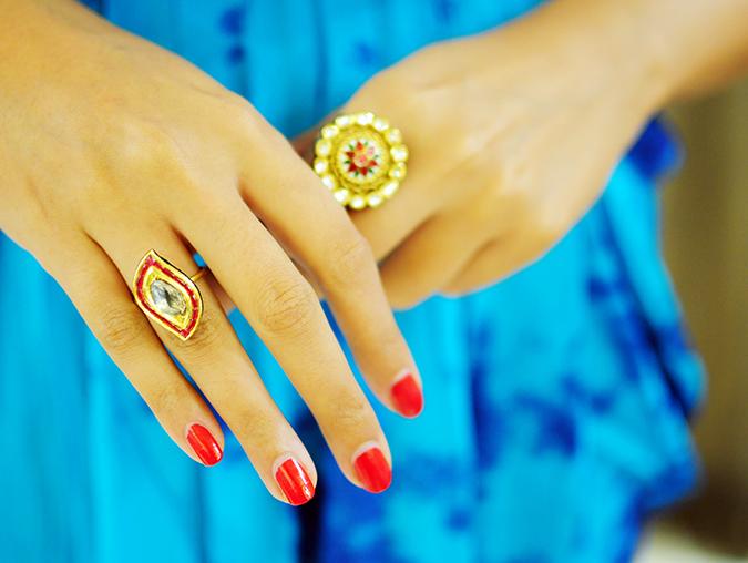 Marwari Weddings | Tanishq | Akanksha Redhu | rings wide