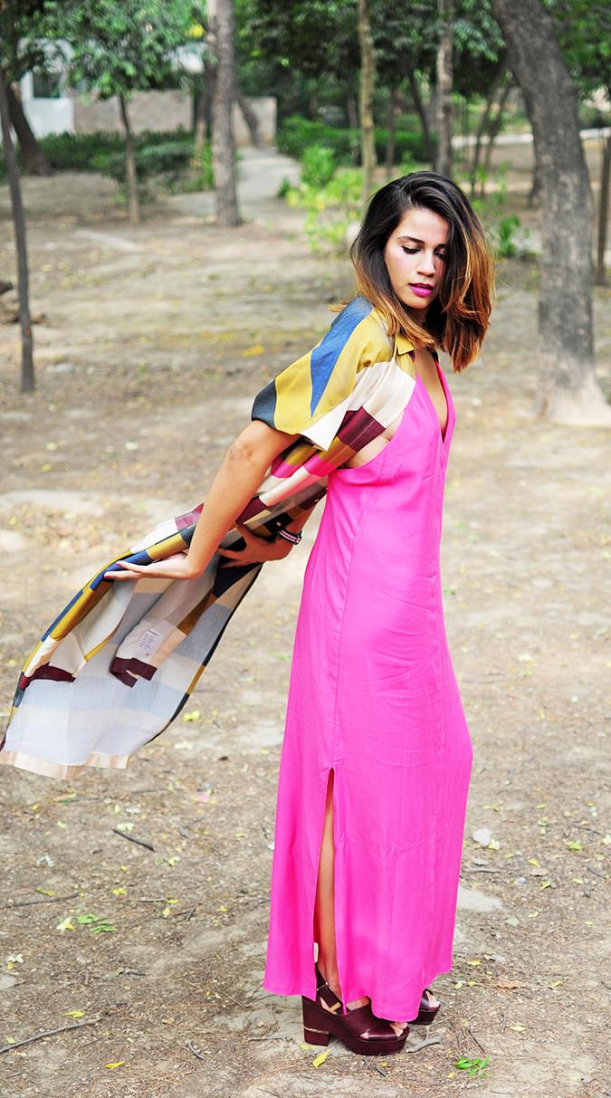 { How to Wear } - Everyday Glam | Akanksha Redhu | full side shirt flying