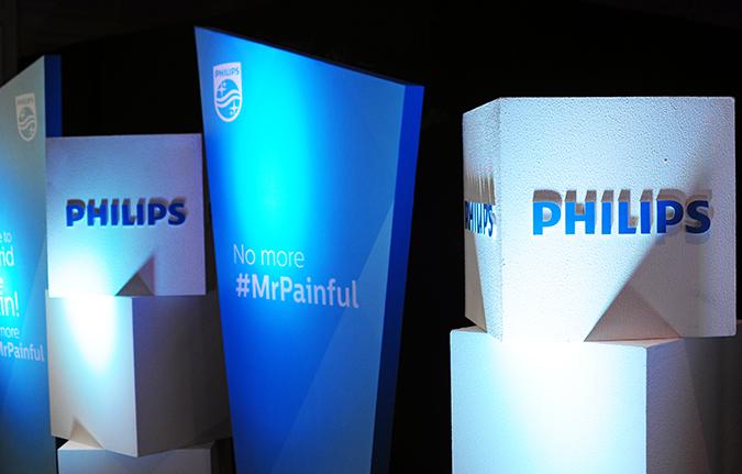 Philips Bodygroomers Launch with Arjun Kapoor | Akanksha Redhu | branding
