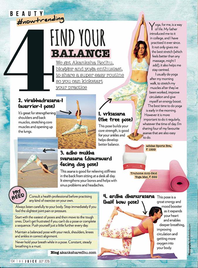 Yoga | Akanksha Redhu