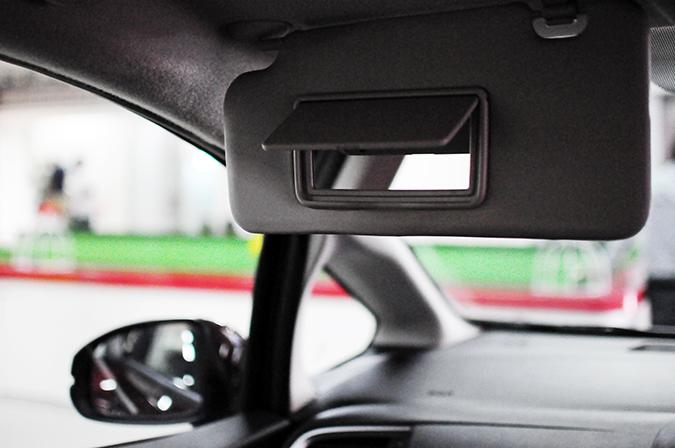 #AllNewJazz | Honda | Akanksha Redhu | co passenger mirror