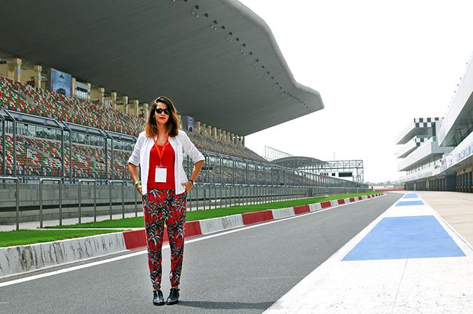 #AllNewJazz | Honda | Akanksha Redhu | me on track wide
