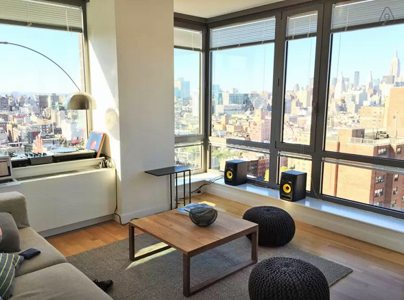 New York with Airbnb | #RedhuxAirbnb | les2