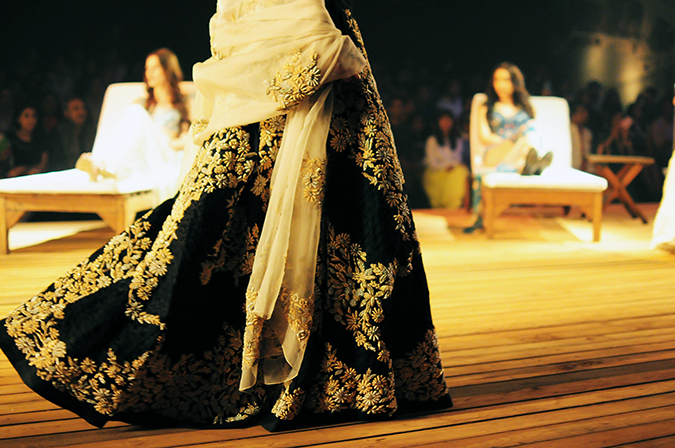 Monisha Jaising | The Sailing Bride | Akanksha Redhu | aicw | bnw lehenga