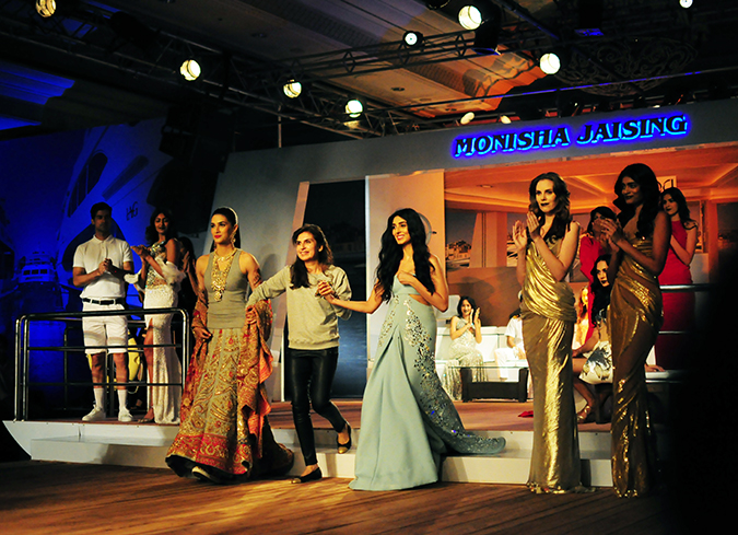 Monisha Jaising | The Sailing Bride | Akanksha Redhu | aicw | final walk