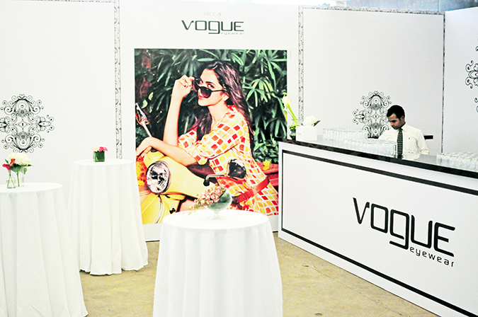 Vogue Eyewear with Deepika Padukone | Akanksha Redhu | mocktail bar