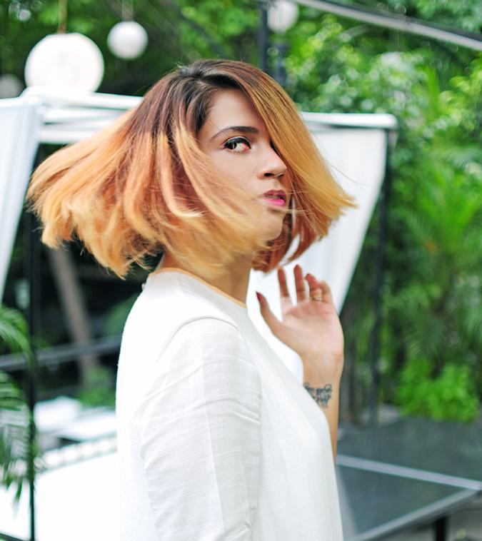 The Palette | Tanishq | Akanksha Redhu | hair flip